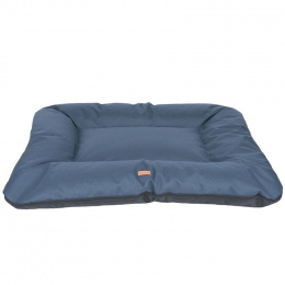 Спальное место для собак - AmiPlay Waterproof Mattress ZipClean Country L, 82 x 66 см, navy blue