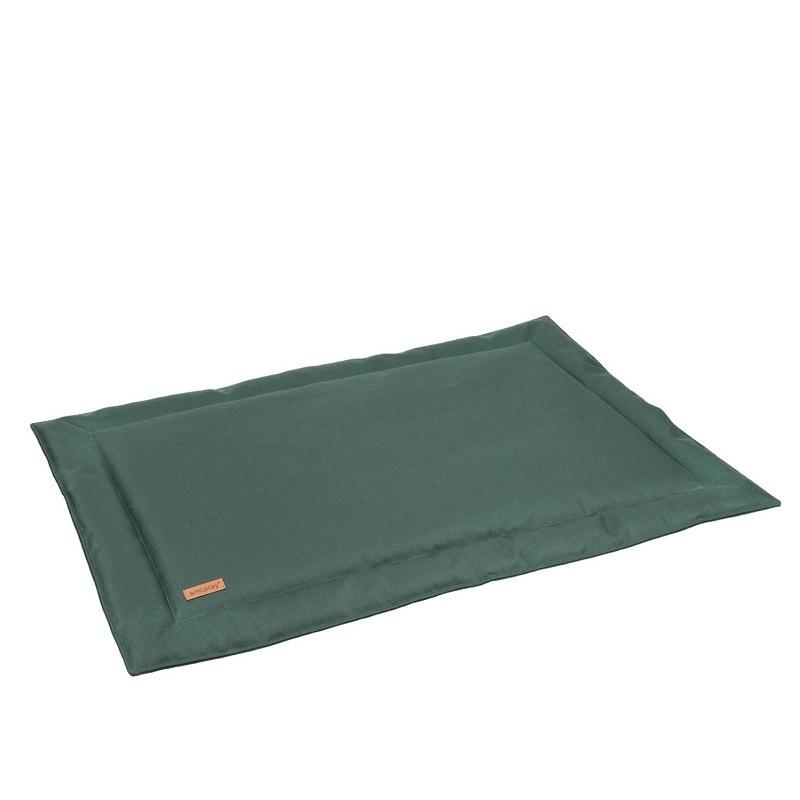 Спальное место для собак - AmiPlay Waterproof Mat Country M, 66 x 48 см, green