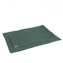 Спальное место для собак - AmiPlay Waterproof Mat Country XL, 100 x 70 см, green