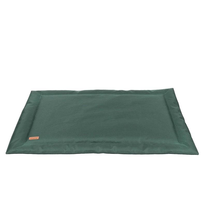 Лежанка для собак – AmiPlay Waterproof Mat Country XL, 100 x 70 см, green