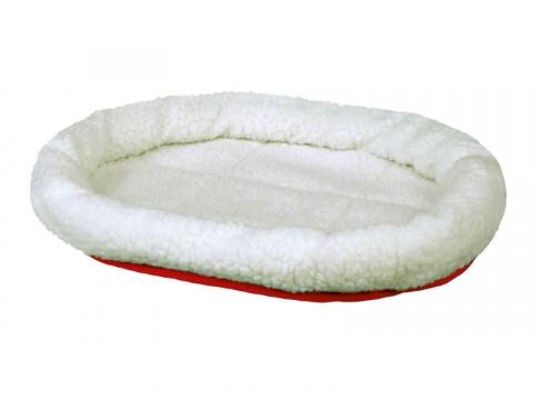 Guļvieta kaķiem – TRIXIE Cushy Bed for Cats, 47 x 38 cm title=