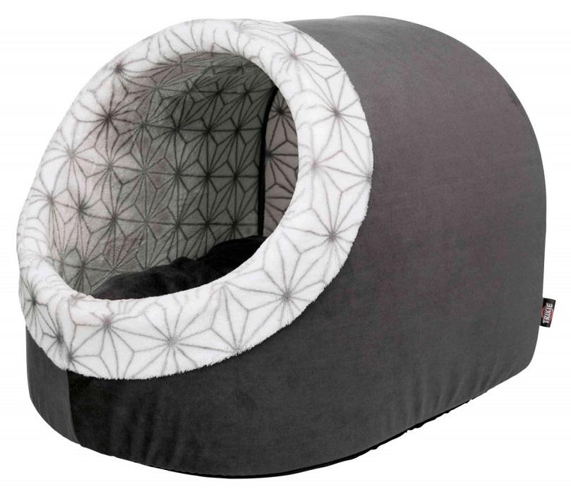Спальное место для кошек – TRIXIE Diamond Cuddly Cave, 38 x 33 x 45 см
