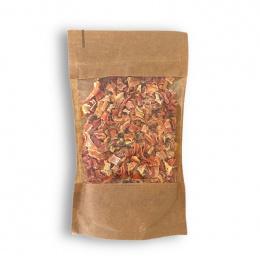 Лакомство для грызунов – NATURAL-VIT Snack, Dried Carrot, 60 г