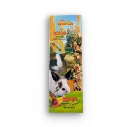 Gardums grauzējiem – Orientale Kolba Vegetable Bar for Rodents