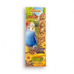 Лакомство для птиц - Orientale Kolba Honey Bar for Budgerigars