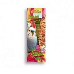 Лакомство для птиц - Orientale Kolba Raspberry Bar for Budgerigars