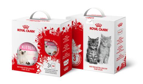Dāvanu komplekts - Royal Canin Kitten set title=