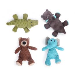 Rotaļlieta suņiem – AFP Cute Animals Treasure Box, dažādi veidi