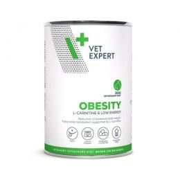 Veterinārie konservi suņiem – VetExpert 4T VD OBESITY, 400 g