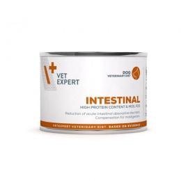 Veterinārie konservi suņiem – VetExpert 4T VD INTESTINAL, 200 g