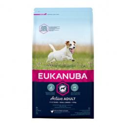 Корм для собак - Eukanuba Adult Small Breed, 2 кг