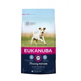 Barība suņiem senioriem - Eukanuba Mature Small Breed, 2 kg