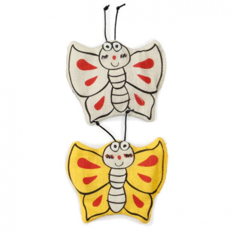 Игрушка для кошек – AFP Catoon Butterflies title=