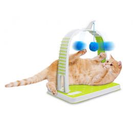 Rotaļlieta kaķiem – AFP Interactive Grooming Arch