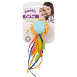 Игрушка для кошек – Pawise Meow Meow Life, Ball with Tail