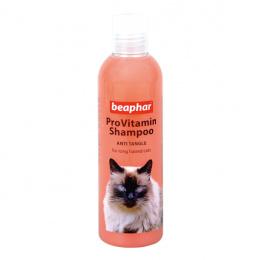 Šampūns kaķiem – Beaphar ProVitamin Shampoo AntiTangle, 250 ml