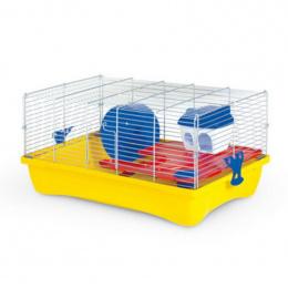 Клетка для хомяков - MPS2, HAMSTER 10 flat, 58 x 32 x 26 см