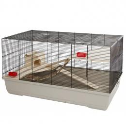 Клетка для грызунов - MPS2, HAMSTER 102 flat, 100 x 53 x 55 см