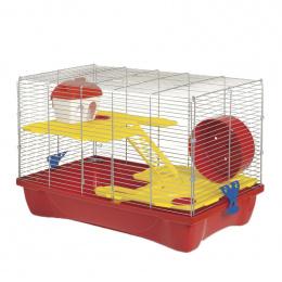 Клетка для грызунов - MPS2, HAMSTER 11 flat, 58 x 32 x 38 см
