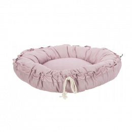 Лежанка для кошек и собак – Trixie, Felia bed/cushion, round, 50 см, pink
