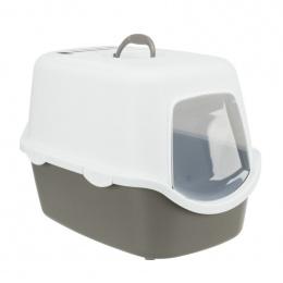 Туалет для кошек - Trixie, Diego, 40 x 40 x 56 см, taupe/white