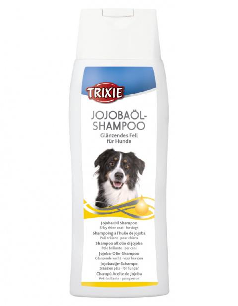 Шампунь для собак – TRIXIE Jojoba Shampoo, 250 мл title=