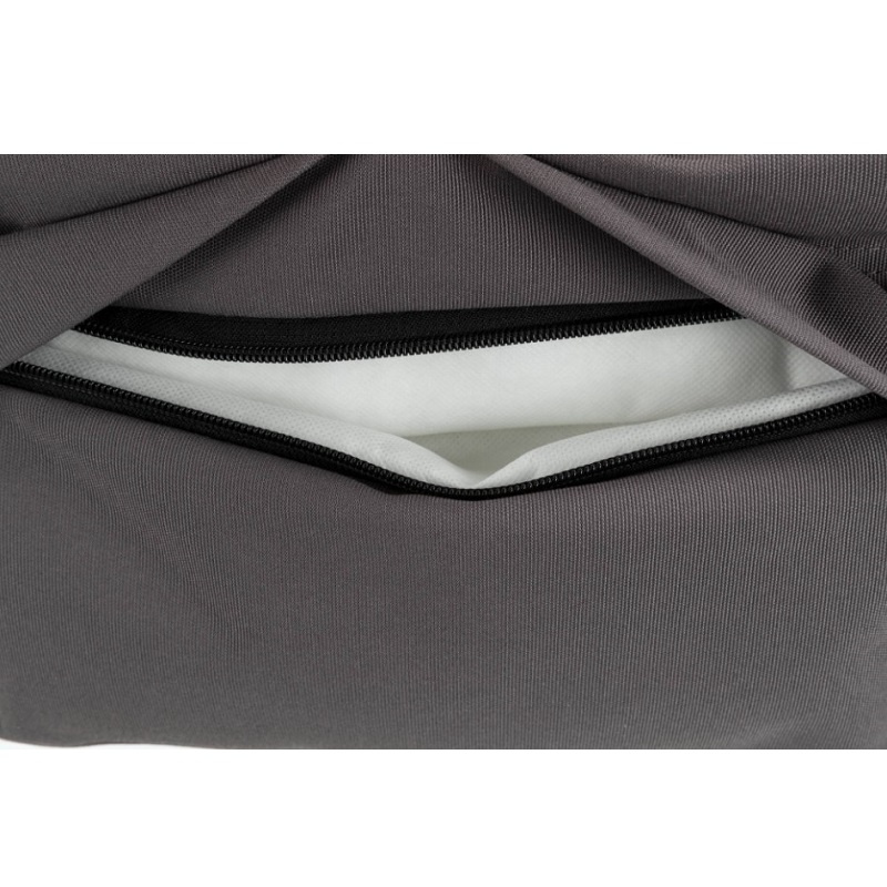 Лежанка для собак – TRIXIE, Outbag vital cushion, 120 x 90 см, Taupe