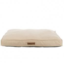 Лежанка для собак – TRIXIE, Lona cushion, square, 110 x 80 см, Sand