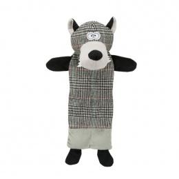 Игрушка для собак - Trixie, Wolf, fabric and plush, 38 см