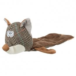 Игрушка для собак - Trixie, Fox, fabric and plush, 40 см