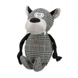 Игрушка для собак - Trixie, Wolf, fabric and plush, 32 см