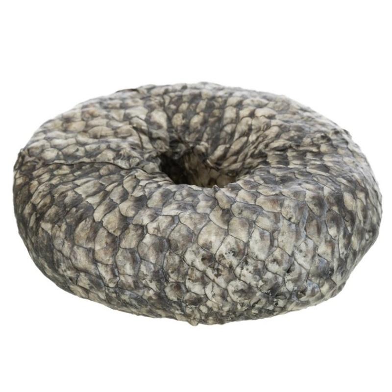 Лакомство для собак -Trixie, Denta Fun Fish Chewing Ring, 10 см, 110 г