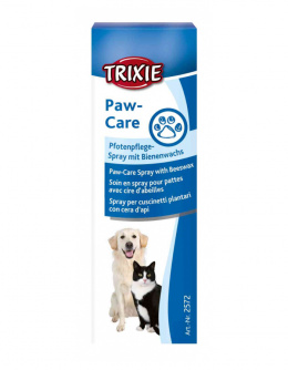 Средство для ухода за лапами – TRIXIE Paw Care Spray, 50 мл