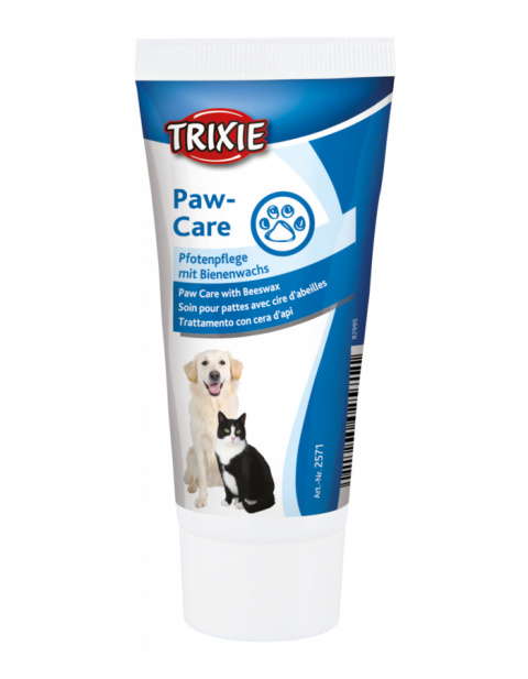 Krēms dzīvnieku ķepu kopšanai – TRIXIE Paw Care, 50 ml title=