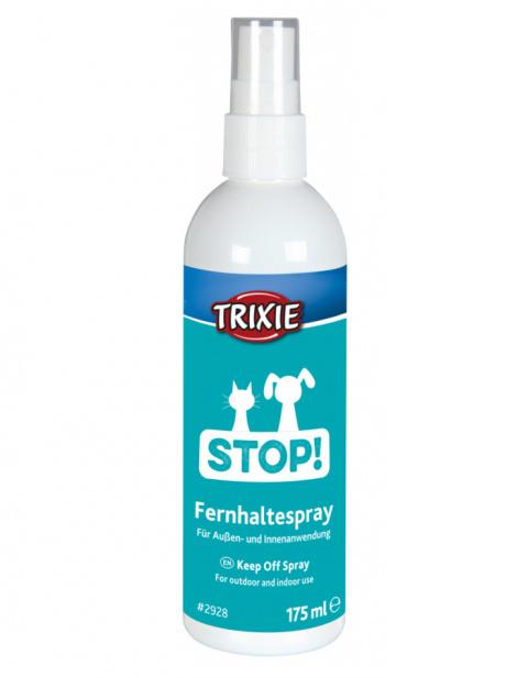 Средство для отпугивания собак, кошек – TRIXIE Keep Off Spray, 175 мл title=