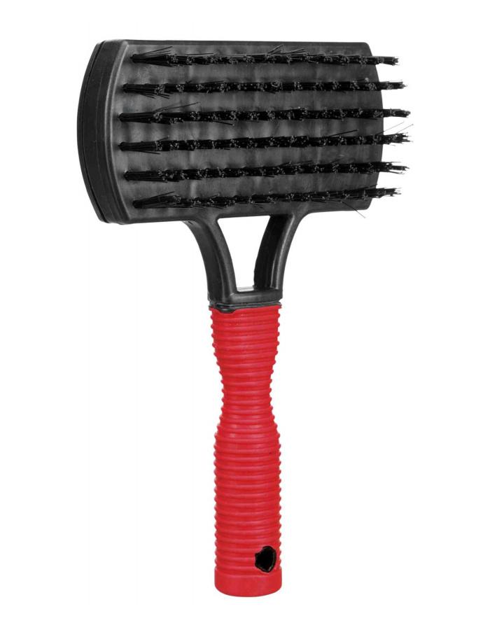 Расческа для собак – TRIXIE Soft Brush, double sided, 10 x 17 см