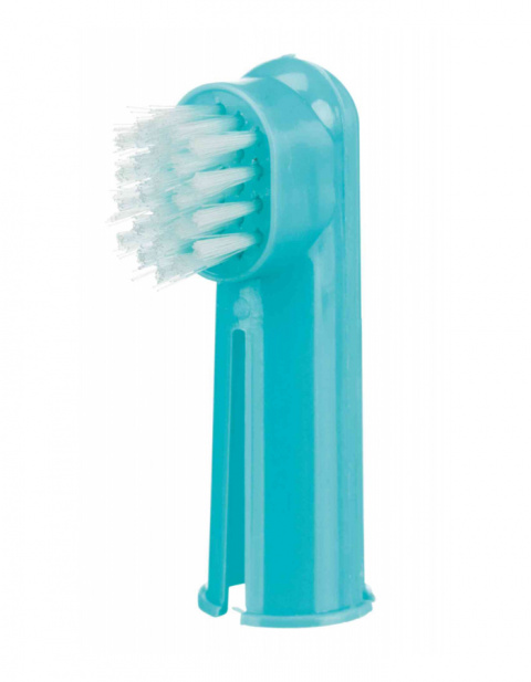 Zobu birste – TRIXIE Toothbrush Set, 2 gab. title=