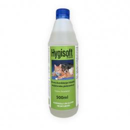 Dezinfekcijas līdzeklis – Hygisoft surface desinfectant for pet equipment, 500 ml