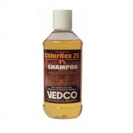 Шампунь для собак и кошек – ChlorHex Shampoo 4 %, 240 мл