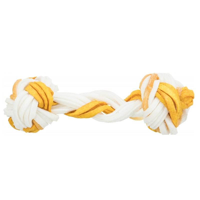Лакомство для собак - Trixie, Denta Fun Knotted Chewing Bones, 8 шт. × 15 г