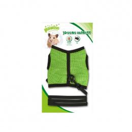 Шлейка для грызунов - Pawise, Jogging Harness, S