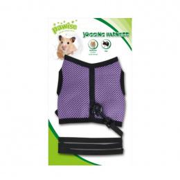 Шлейка для грызунов - Pawise, Jogging Harness, M