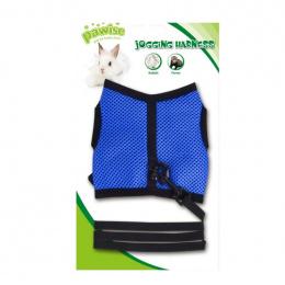 Krūšu siksna grauzējiem – Pawise, Jogging Harness, XL