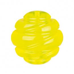 Rotaļlieta suņiem – Trixie, Sporting ball, floatable, TPS, 6 cm, yellow