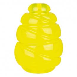 Rotaļlieta suņiem – Trixie, Sporting jumper, floatable, TPS, 11 cm, yellow