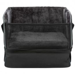 Автокресло для собак - TRIXIE Car seat, Black, 45 x 38 x 37 см