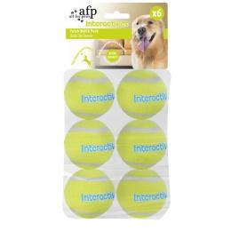 Игрушка для собак – AFP Interactive Fetch balls 6 pack