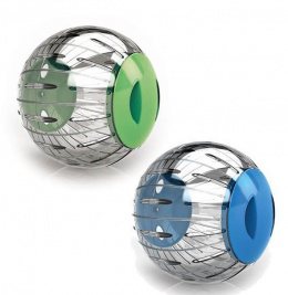 Pastaigu bumba grauzējiem - Twisterball 18,5 cm