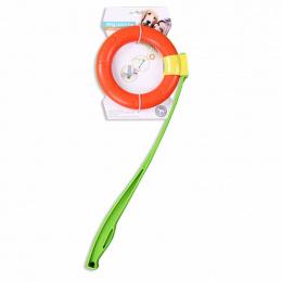 Rotaļlieta suņiem – Pawise Frisbee Launcher