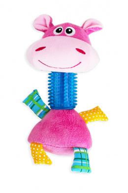 Rotaļlieta suņiem – Pawise TPR Long Neck Hippo